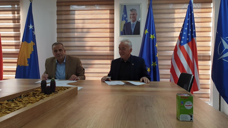 Zgjerohet bashkëpunimi në mes të Caritas Kosova dhe Komunës së Shtimes