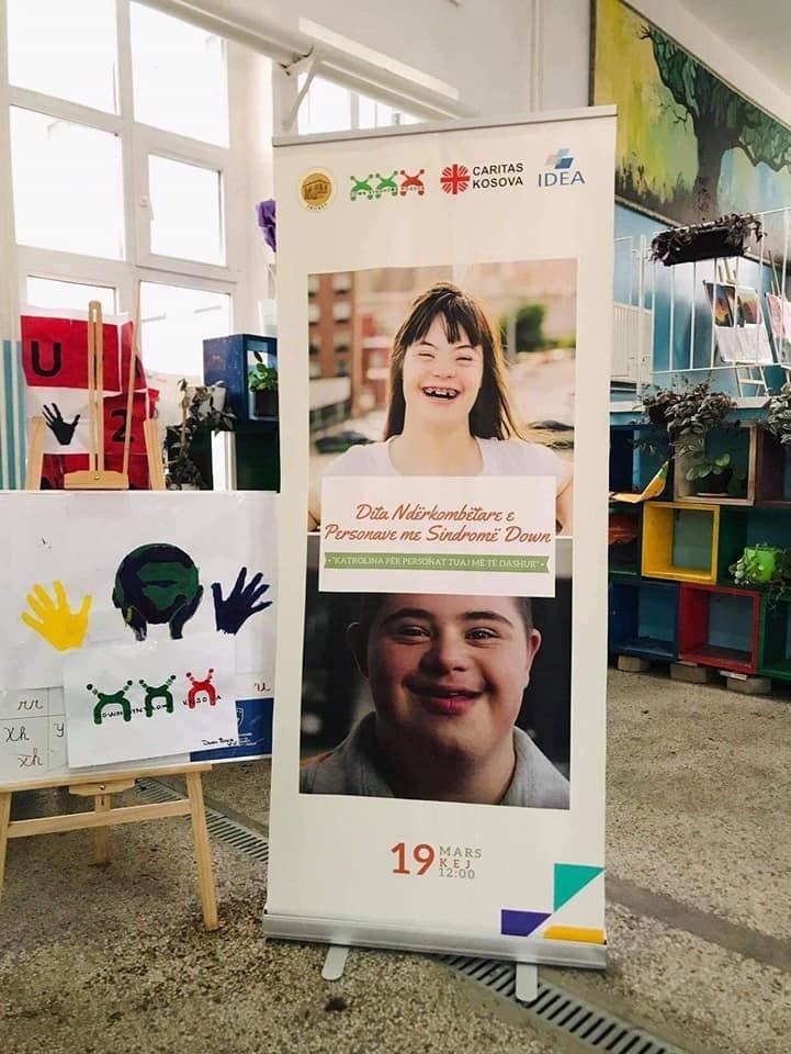 Shënohet Dita Ndërkombëtare e Personave me Sindromë Down