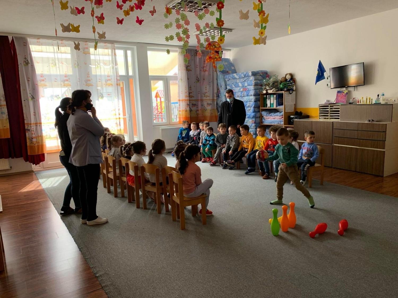 Vizitë në Caritas Kosova e Drejtorit të Inspektoratit të Arsimit z. Defrim Gashi