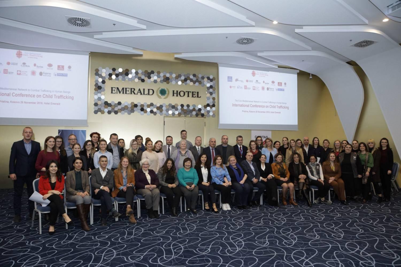 Konferenca Ndërkombëtare në lidhje me Trafikimin e Fëmijëve